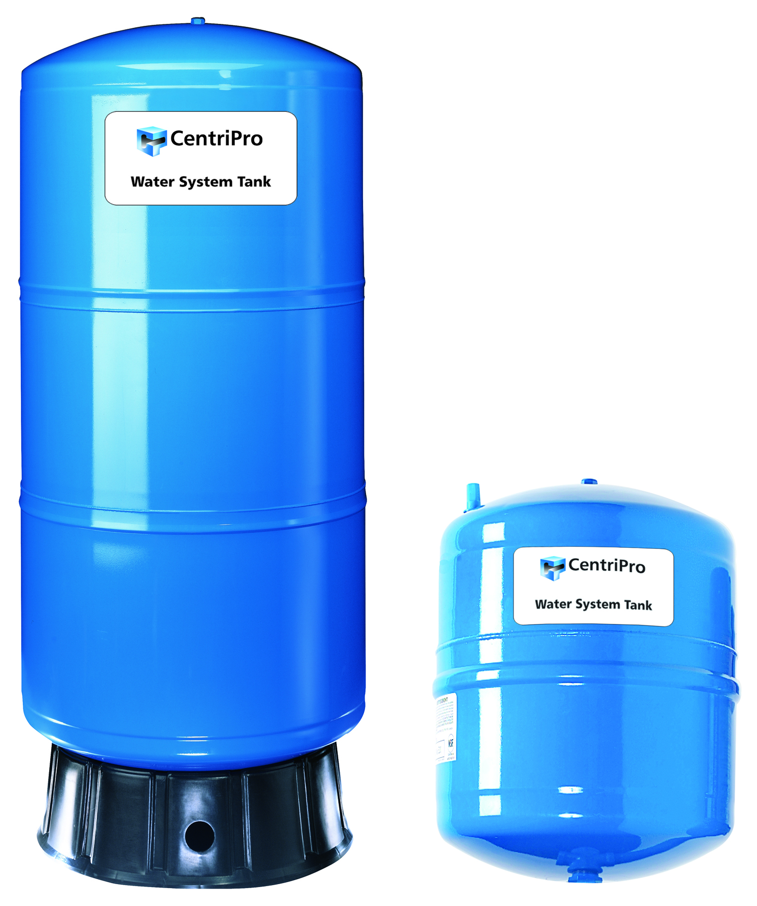 T Series Epoxy Coated Diaphragm Tanks