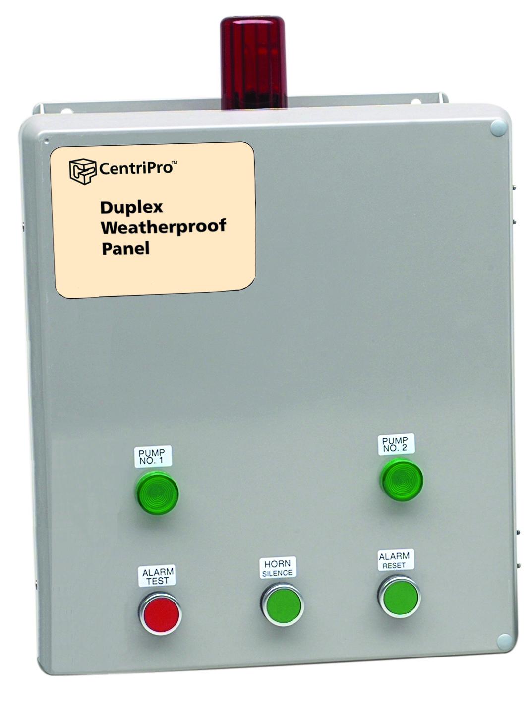 Outdoor Panels up to 7.5 hp: BCP4 – D10020 thru D32025 - Xylem ...