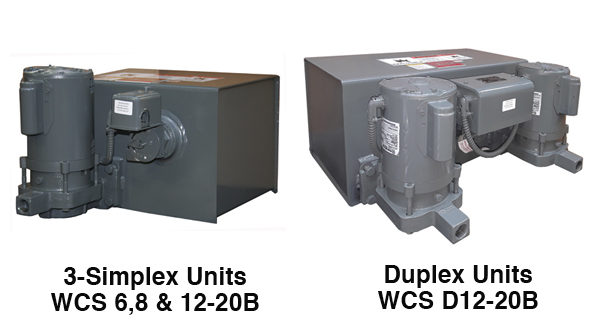 Watchman Series WCS Condensate Units