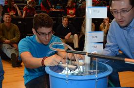 xylem s let s solve water challenge pumps up students imagination