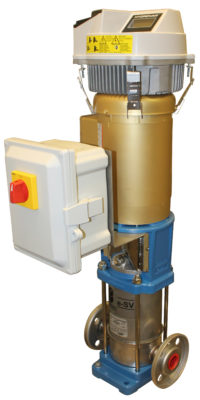 Packaged e-SV Hydrovar Series