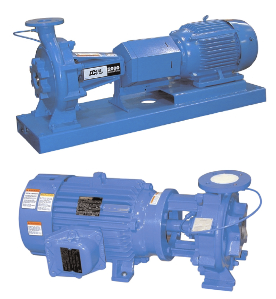 A-C Series 2000 - Xylem Applied Water Systems - United States
