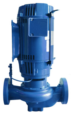 Single Stage In-Line Pumps - Xylem Applied Water Systems ...