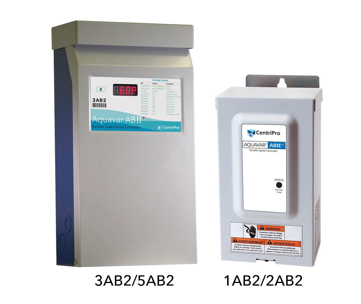 Aquavar Abii And Abii Pump Controller Aquaboost