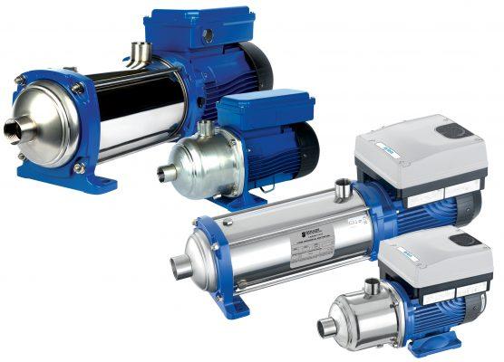 e-HM Multi-Stage Pumps