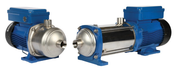 e-HM Multi-Stage Pumps