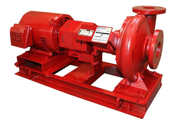 Series e-1510 Base Mounted End Suction Pumps