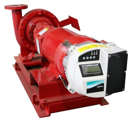 Series e-1510 Base Mounted End Suction Pumps - Xylem Applied ... on