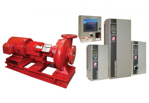 Series e-1510 with ITSC & IT End Suction Centrifugal Pumps