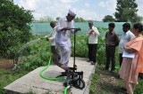 Saajhi stepping pump