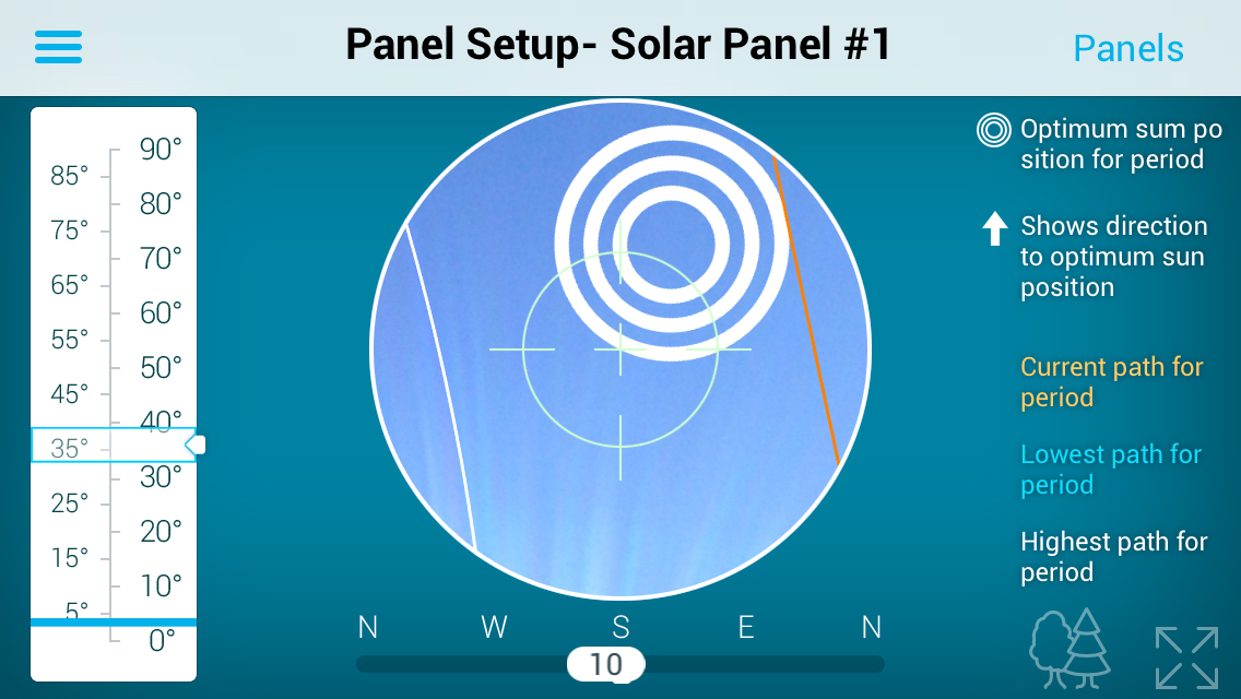 Updated XyDial app offers greater optimization of solar