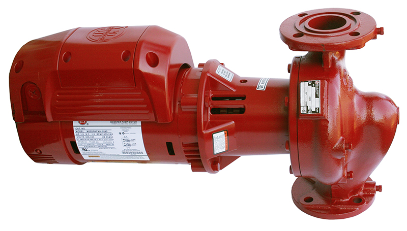 Series 60 Small Flex Coupled In-Line Centrifugal Pumps with ECM motors