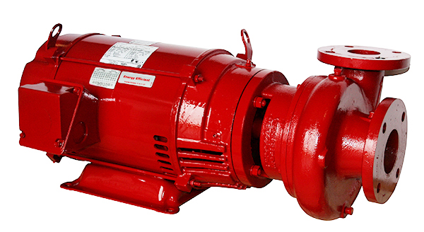 Series e-1531 Close Coupled End Suction Pumps