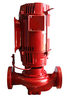 Series e-80 Close Coupled In-Line Centrifugal Pumps