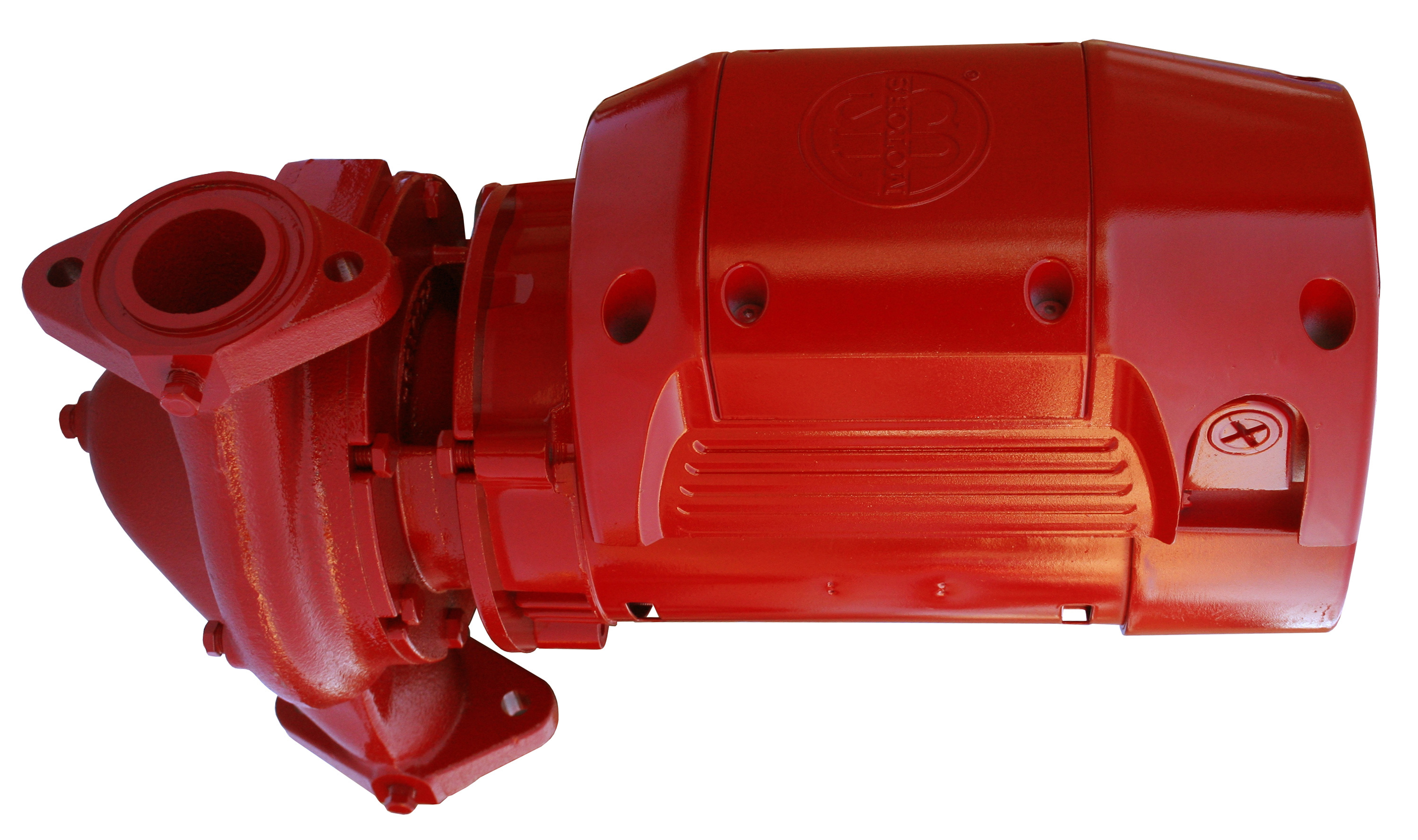 Series e-90 ECM Small Close Coupled In-Line Centrifugal Pumps with ECM motors