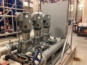 Goulds Water Technology e-SV pumps