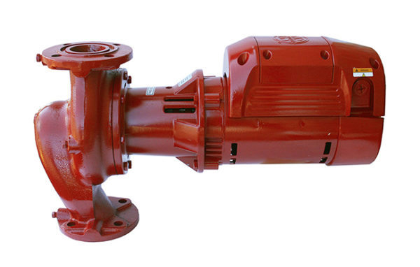 Series e-60 ECM Small Flex Coupled In-Line Centrifugal Pumps with ECM motors