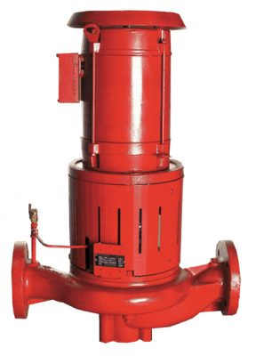 Series e-80SC Split Coupled In-Line Centrifugal Pumps - Xylem