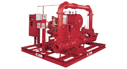 A-C Fire Pump - Xylem Applied Water Systems - United States