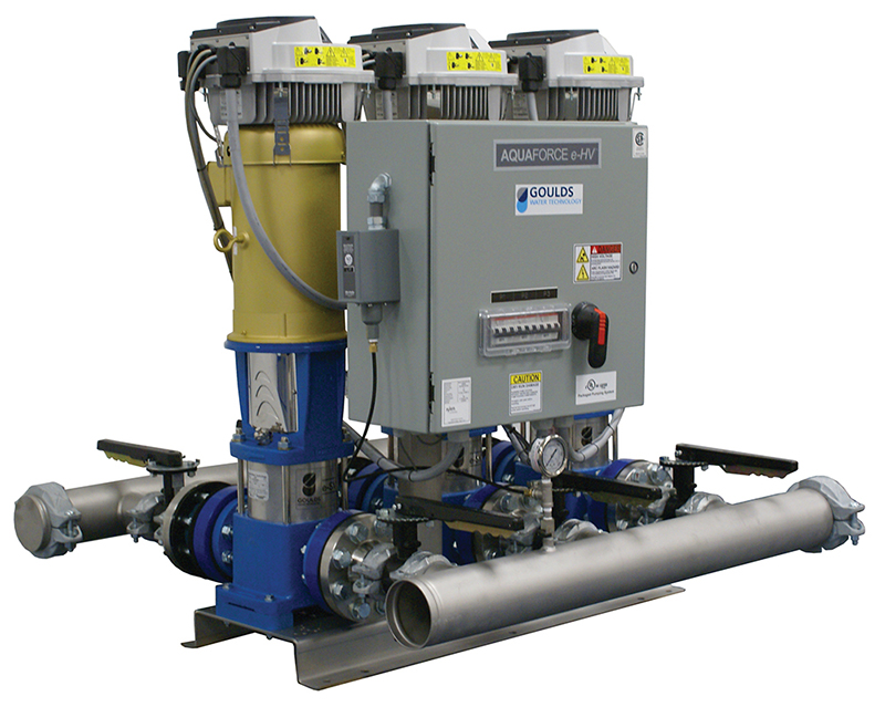AquaForce e-HV - Xylem Applied Water Systems - United States