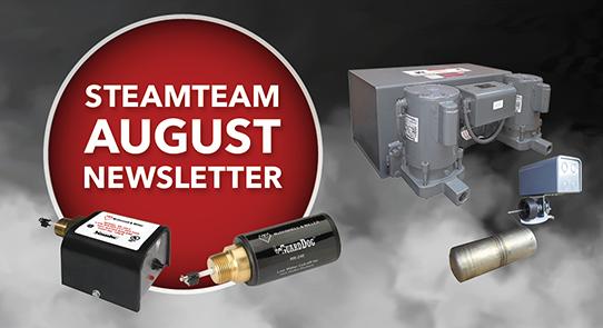SteamTeam August Newsletter