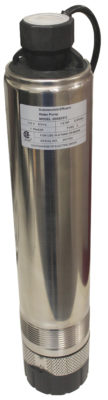 "20AE 4"" Aerobic Stainless Steel Submersible Effluent Pump"