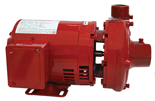Series e-1535 Close-Coupled Small End Suction Pumps
