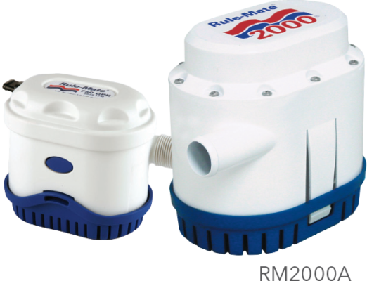Rule-Mate Automated Bilge Pumps