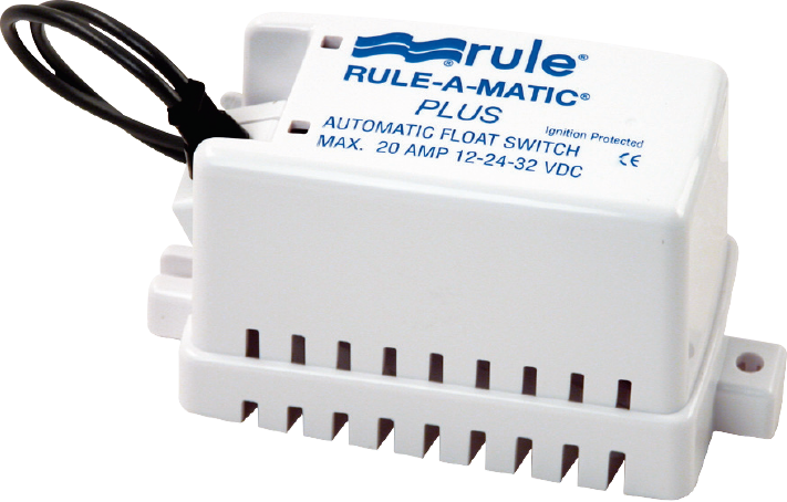 Rule-A-Matic Plus Float Switch - Xylem Applied Water Systems ...