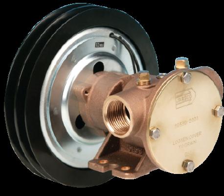 50580 Series Electric Clutch Pumps