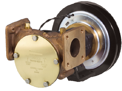 50220 Series Electric Clutch Pumps