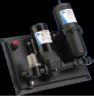 Ultra Max Water Pressure Set