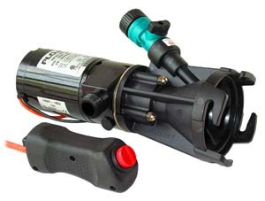 18555 Series Portable RV Waste Pump
