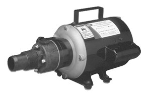 22130 Series Self-Priming Macerator Pump