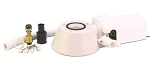 Electric Toilet Base Kit