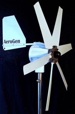 Aerogen 4 24v 1″ Generator