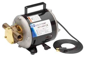 18610 Bronze Utility AC Motor Pump Unit