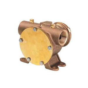 6400 Series 1 1/4″ Bronze Pedestal Pump