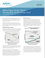 White Papers Archives - Xylem Applied Water Systems ...
