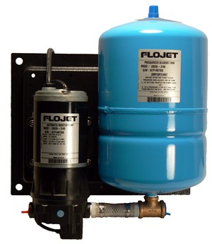 2820 Series Duplex Water Booster