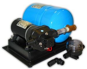 High Volume Pressure Systems