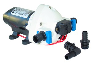 Triplex Automatic Water System Pump