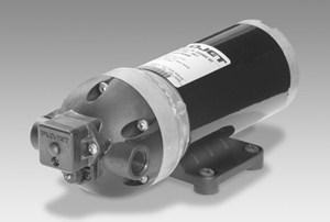 Triplex Hi-Pressure Diaphragm Pumps