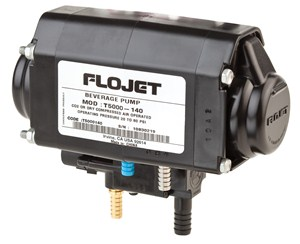 T5000 Gas (C02)/Air Driven Pump