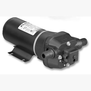 Quad AC Pressure Controlled Pump