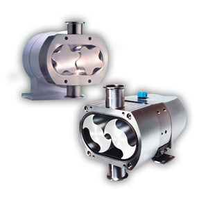 55 Series & Ultima Ultra Hygienic Rotary Lobe Pumps