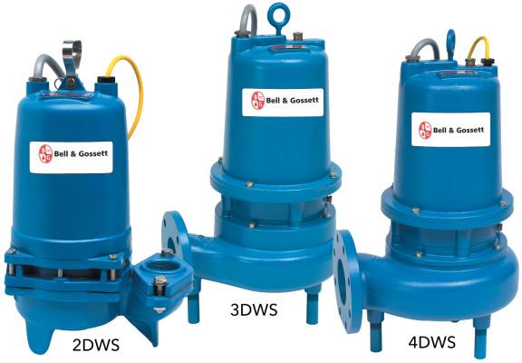 Submersible Non-Clog Sewage Pump – 2DWS, 3DWS, 4DWS