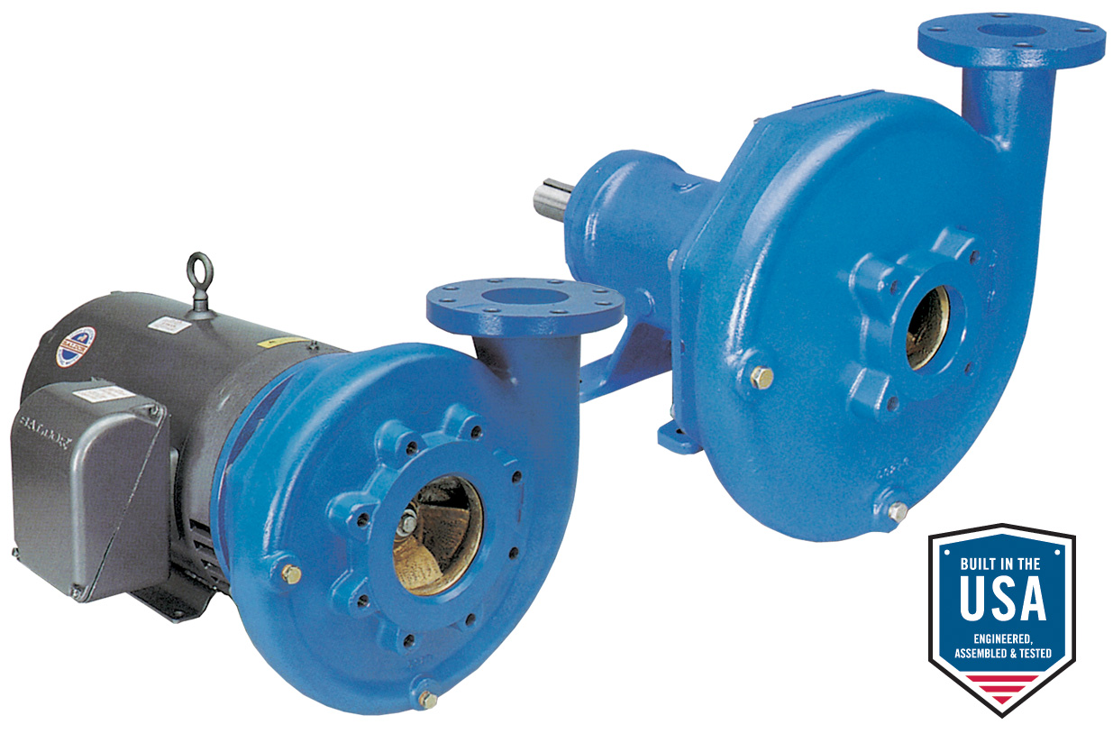 3656/3756  M&L Group Cast Iron & Bronze Pumps