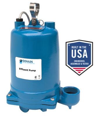3885 – WE Series Submersible Effluent Pump