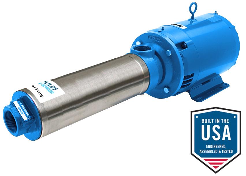 45HB-70HB High Pressure Centrifugal Booster Pumps